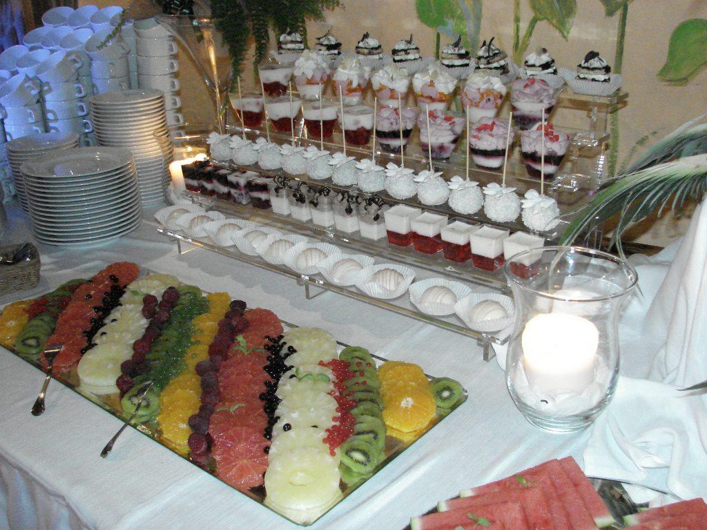 wesela stół deserowy 5
