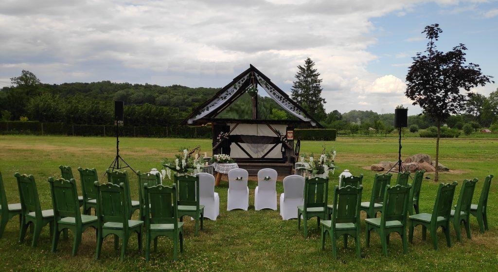 ślub w plenerze Siwy Dym 11