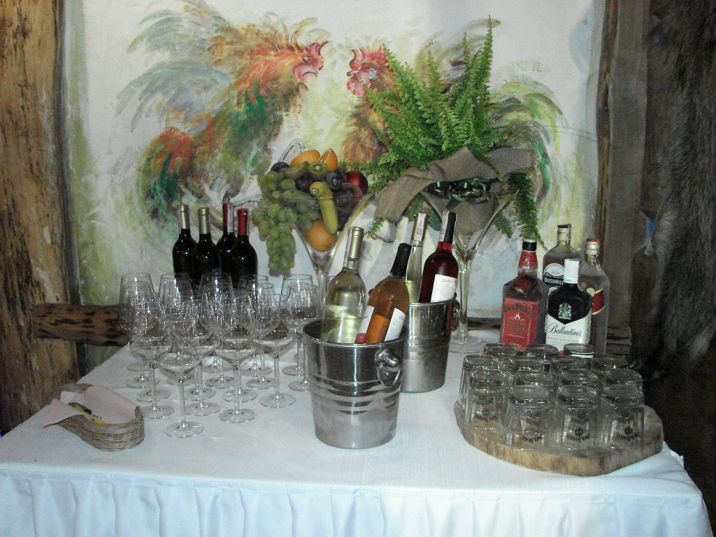 wesela stół deserowy 10
